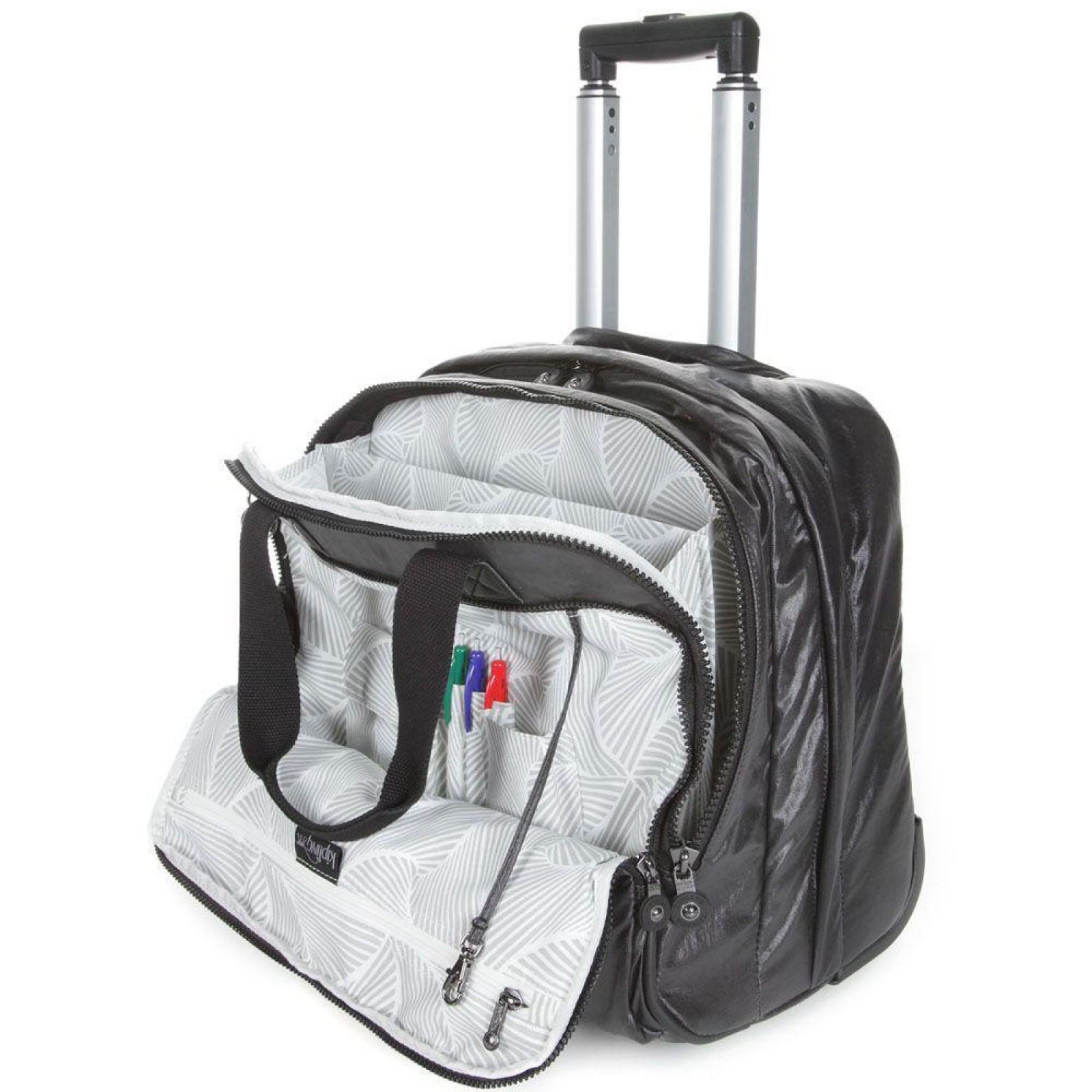 84cce9147d Kipling New Ceroc Wheeled Carry-On • WL4795-022 • Luggage World MN