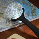 NLDA Hand Held 5X Magnifier