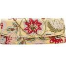 Amy Butler Brenda Clutch Deco Blooms