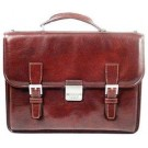 Passage 2 Vantaggio Italian Leather Dispatch Laptop Case