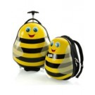 Heys America Travel Tots 2 piece Bumble Bee Set