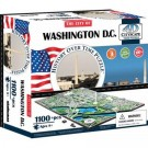 4D Cityscape Washington DC Puzzle