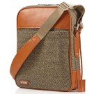 Hartmann Tweed Belting Vertical Cross-body