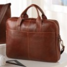 Classico Leather Slim Brief