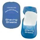 Travelon Toiletry Sheets Shaving Soap