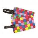 Travelon Multi Geometric Tags Set of 2
