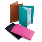 ILI Leather RFID Protective Passport Case