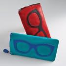 ILI Leather Eye Glass Case